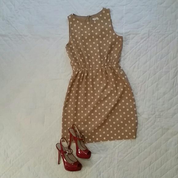 J. Crew Dresses & Skirts - J. Crew Polka Dot Dress